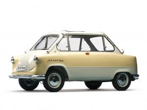 Zundapp Janus 250 – 1958