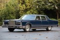 Lincoln Continental Town Car - 1977