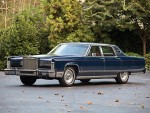 Lincoln Continental Town Car – 1977