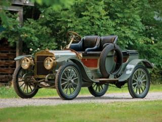 Brasier 11 / 15 HP Runabout – 1911