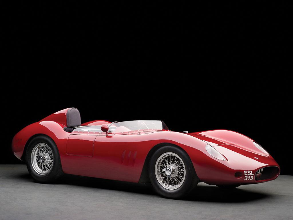 Maserati 250S by Fantuzzi – 1957