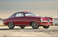 Alfa Romeo 1900C SS Coupe Speciale
