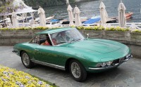 Alfa Romeo 2600 Coupe Speciale