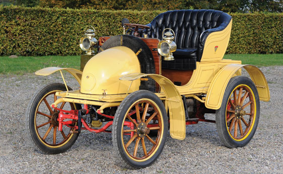 Decauville Roadster – 1900