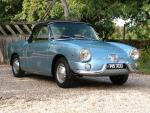 Abarth 750 Spyder Allemano – 1956