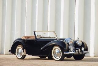 Triumph Roadster 2000 – 1949
