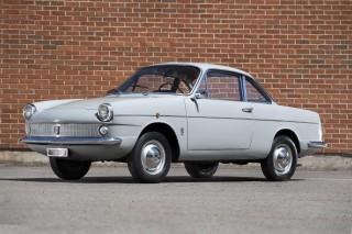 FIAT 750 Moretti Coupe – 1964