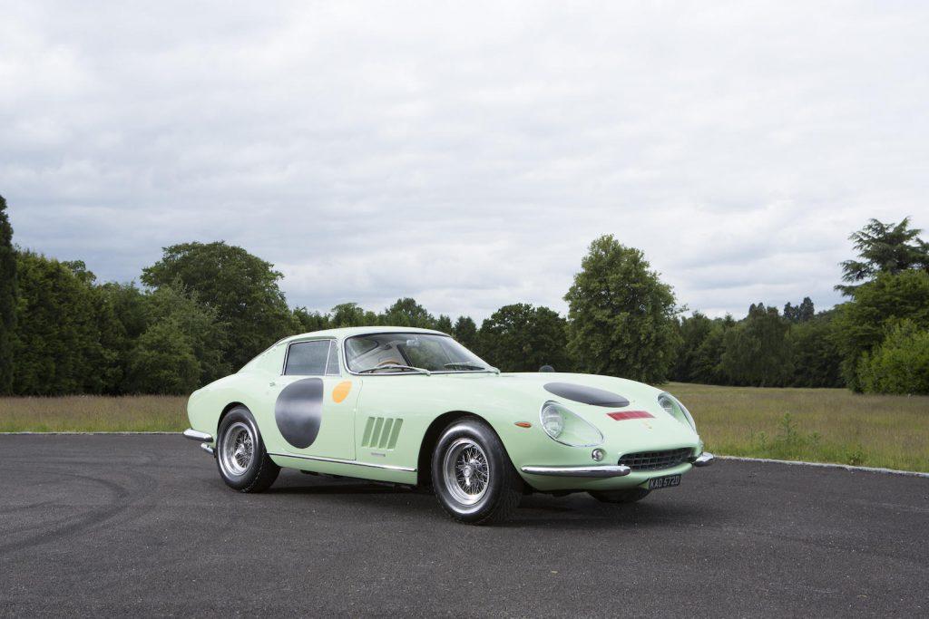 Ferrari 275 GTB 6C Alloy