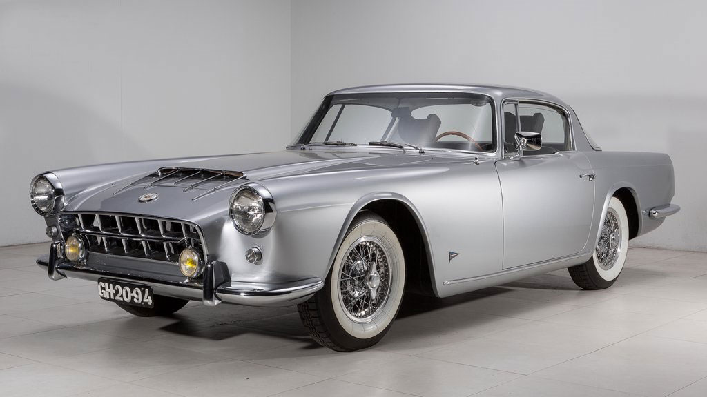 Chevrolet Corvette Ghia Aigle Coupe – 1954