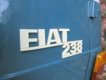 FIAT 238 Minibus