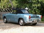 Abarth 750 Spyder Allemano