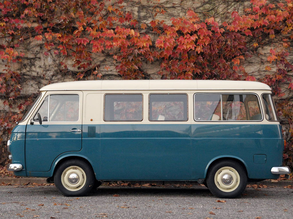 FIAT 238 Minibus – 1978