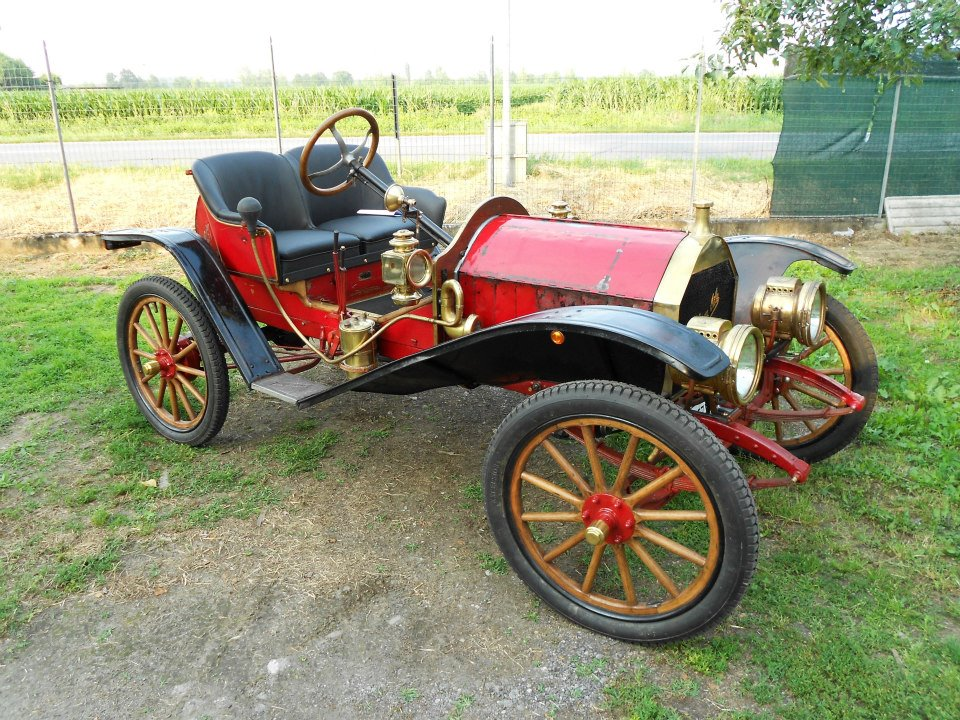 Hupmobile Model 20 Runabout – 1909