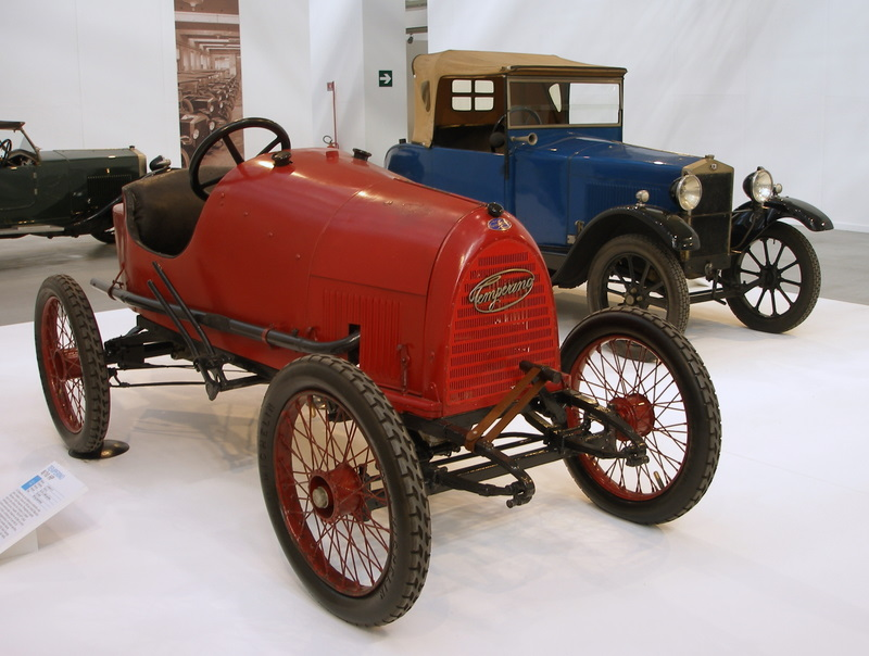 Temperino 8/10 Roadster – 1920