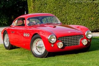 Abarth 205 Vignale Berlinetta – 1950