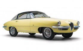 Alfa Romeo 1900C SS Coupe Speciale – 1955
