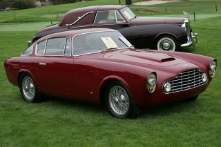Aston Martin DB2 / 4 Allemano Coupe – 1953