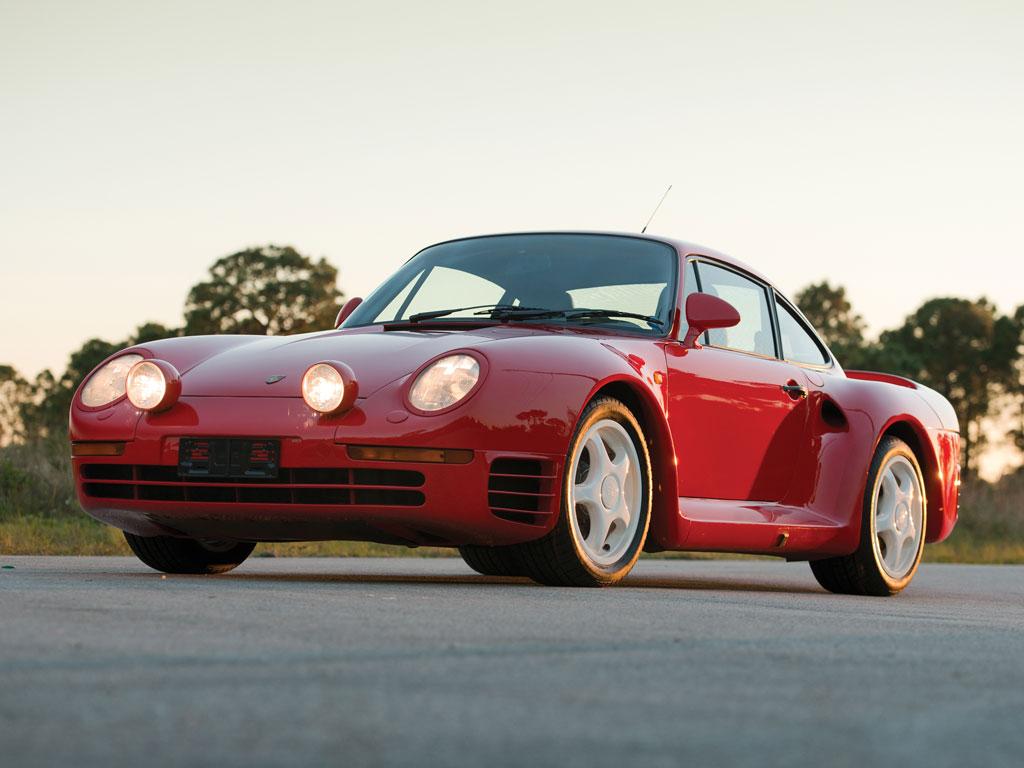 Porsche 959 Pre Serie
