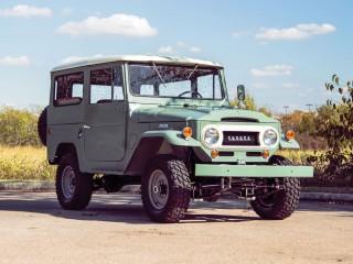 Toyota FJ40 Land Cruiser – 1967