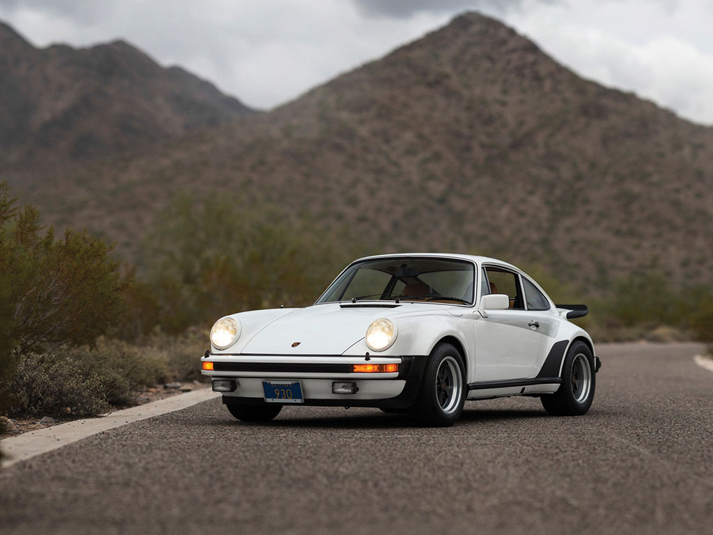 Porsche 911 Turbo Carrera – 1976