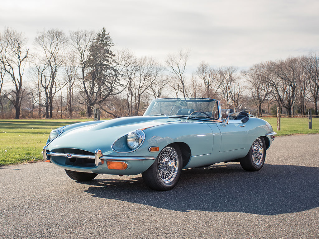 Jaguar E Type Series 2