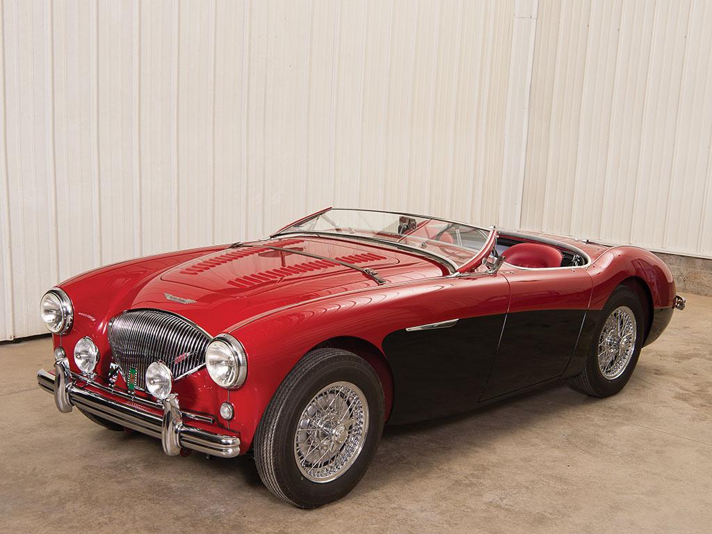 Austin Healey 100 M Le Mans – 1956
