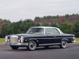 Mercedes Benz 280 SE 3.5 Coupe – 1970