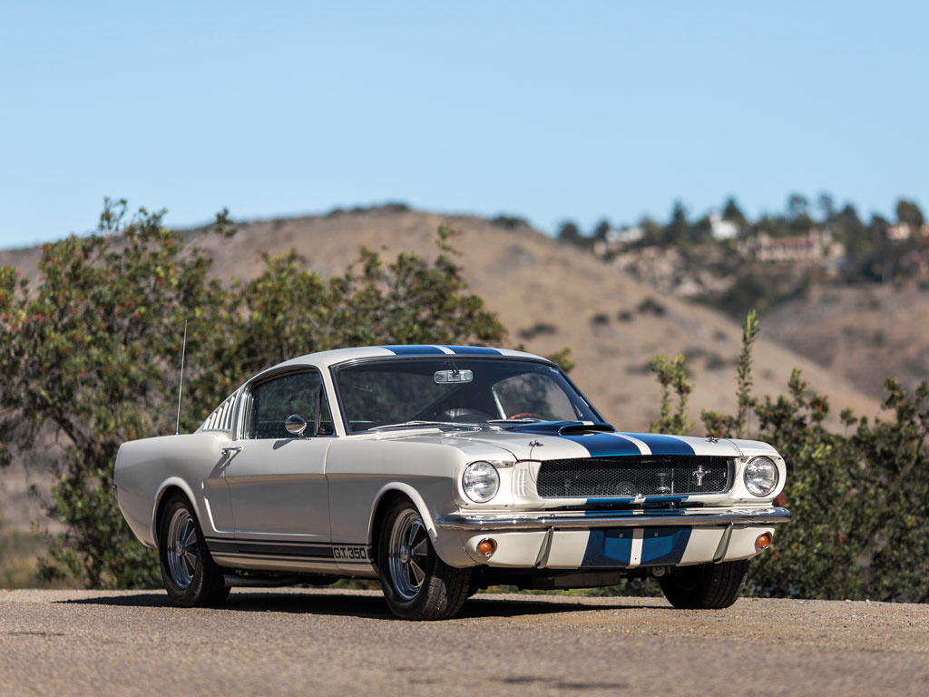 Shelby GT350 – 1965
