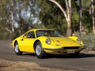 Ferrari Dino 246 GT Serie L – 1970