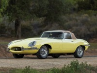 Jaguar E Type Series 1 Roadster