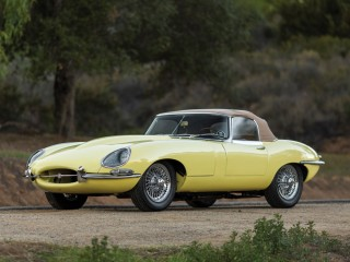 Jaguar E Type Series 1 Roadster – 1963