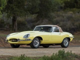 Jaguar E Type Series 1 Roadster – 1963
