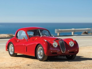 Jaguar XK 120 Fixed Head Coupe – 1952