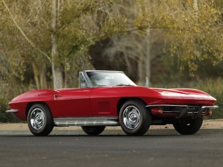 Chevrolet Corvette Sting Ray 327/350 Convertible 1967
