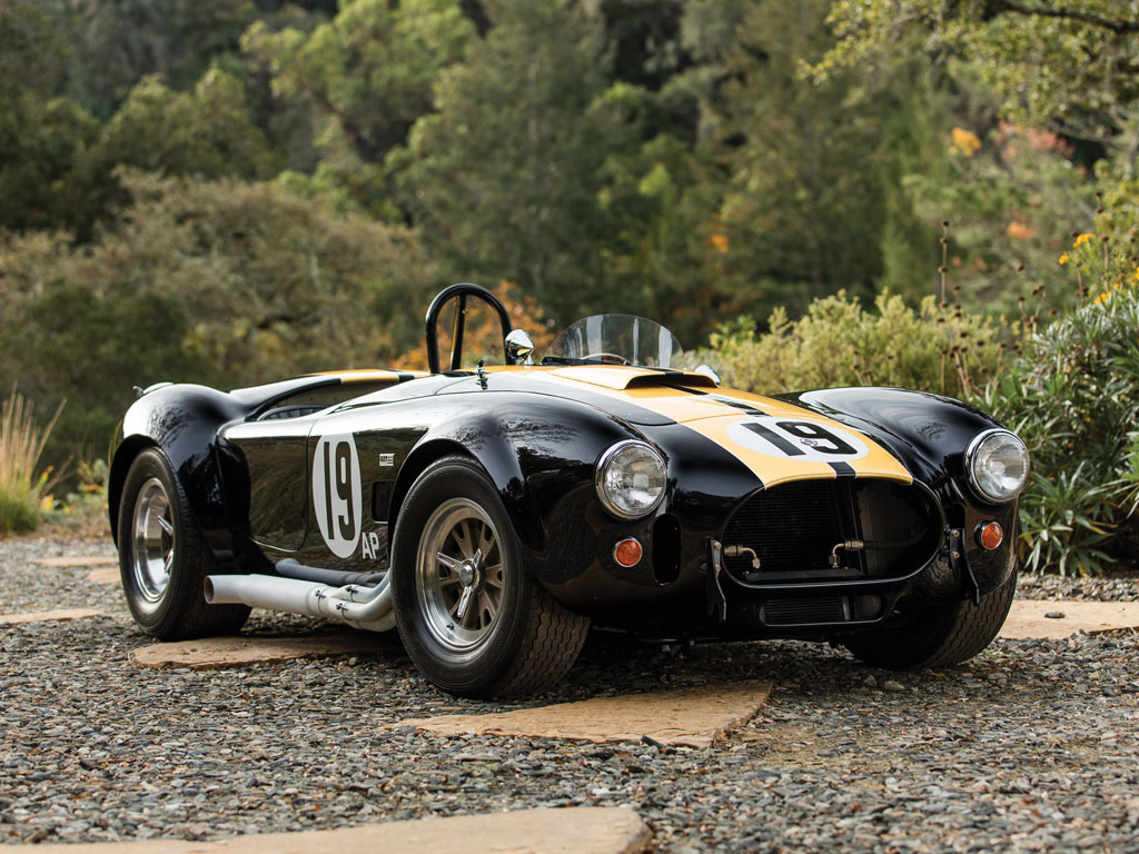 Shelby 427 Cobra Competition