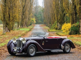 Lagonda LG6 Rapide Tourer – 1937