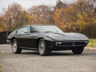 Maserati Ghibli 4.7 Coupe – 1967