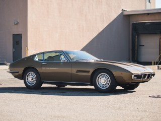 Maserati Ghibli SS – 1970