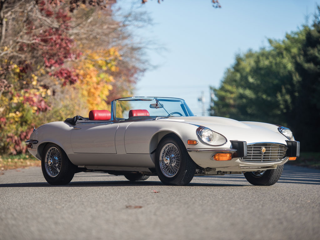 Jaguar E Type Series 3 V12 Roadster