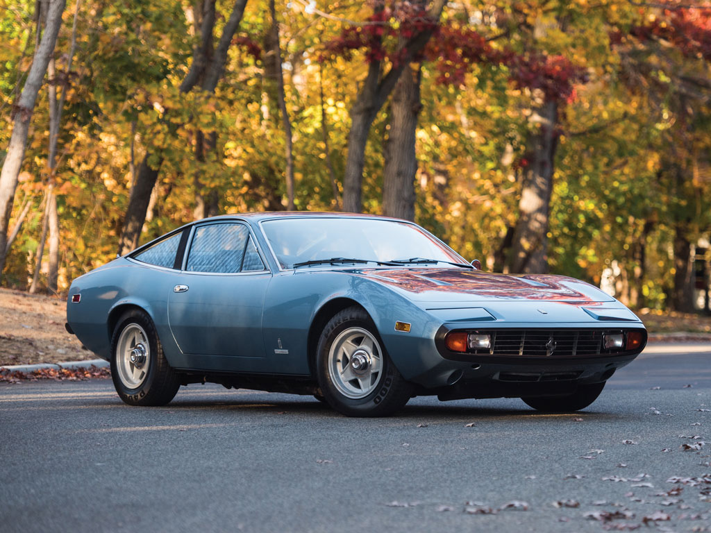 Ferrari 365 GTC4 – 1971