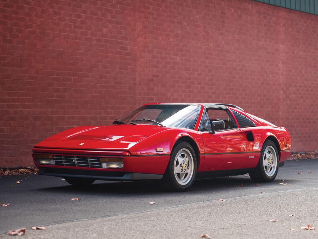 Ferrari 328 GTS – 1988
