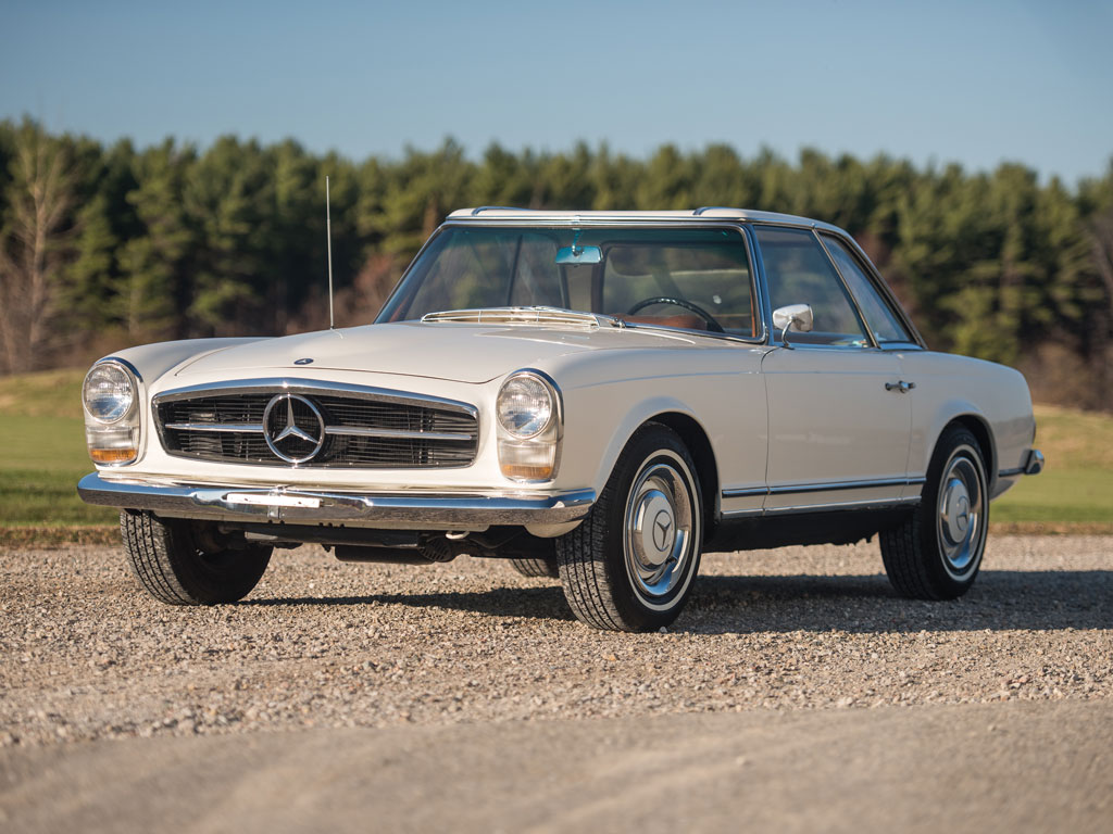 Mercedes Benz 230 SL Pagoda – 1967