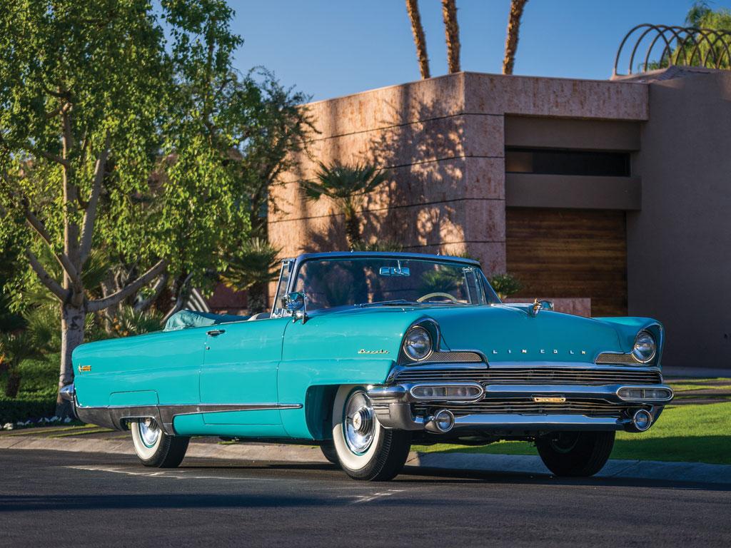 Lincoln Premiere Convertible – 1956