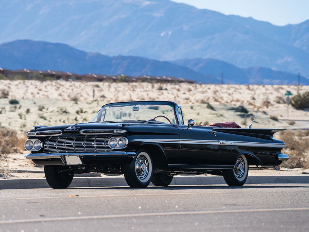 Chevrolet Impala Convertible – 1959