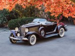 Auburn Twelve Salon Speedster – 1934