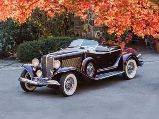 Auburn Twelve Salon Speedster – 1934