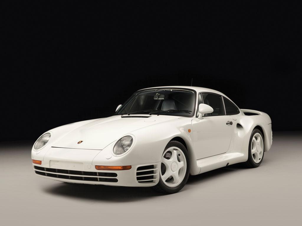Porsche 959 Komfort – 1988