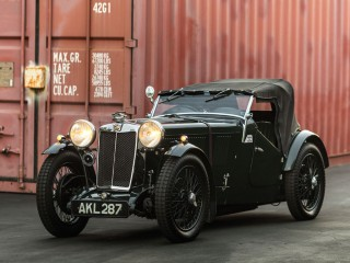 MG L Type Magna Sports Roadster – 1933