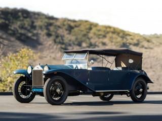 Lancia Lambda VI Serie Torpedo – 1926