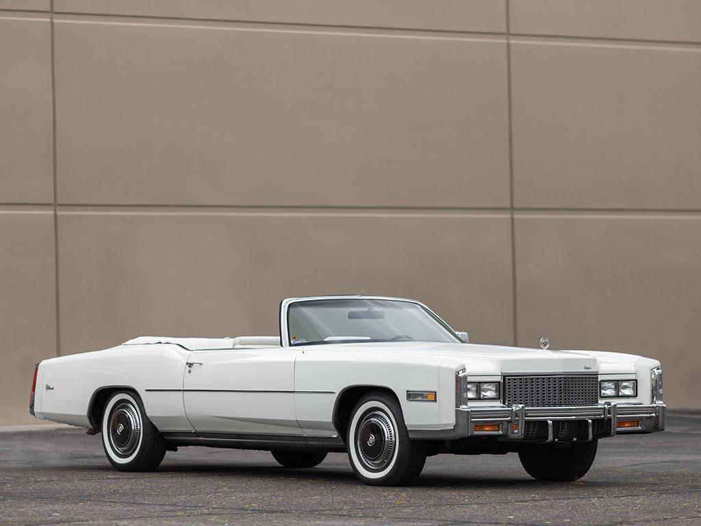 Cadillac Eldorado Convertible – 1976